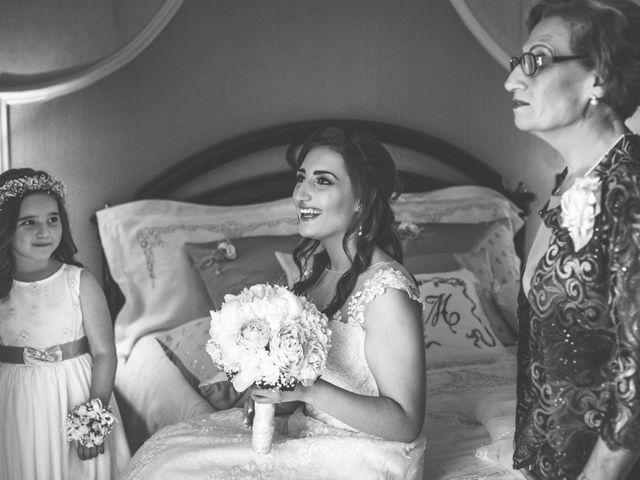 Il matrimonio di matteo e raffaella a Casandrino, Napoli 17