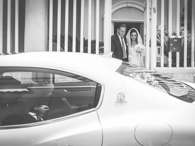Il matrimonio di matteo e raffaella a Casandrino, Napoli 22