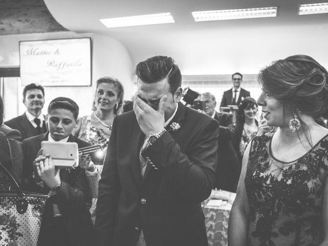 Il matrimonio di matteo e raffaella a Casandrino, Napoli 27