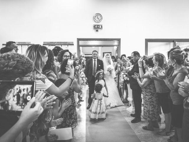 Il matrimonio di matteo e raffaella a Casandrino, Napoli 28