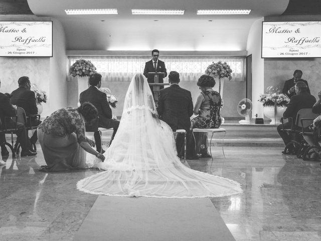 Il matrimonio di matteo e raffaella a Casandrino, Napoli 30