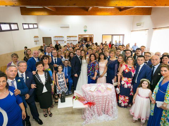Il matrimonio di matteo e raffaella a Casandrino, Napoli 37