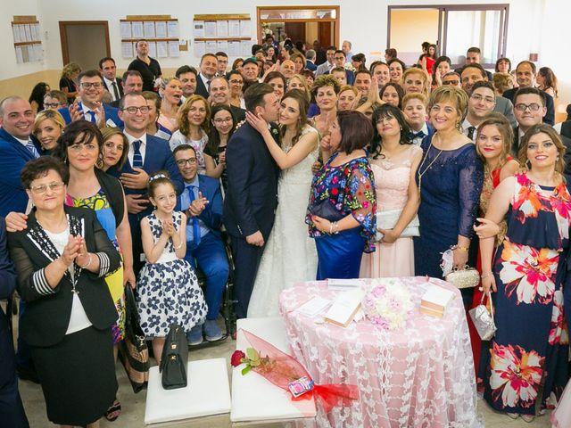Il matrimonio di matteo e raffaella a Casandrino, Napoli 38