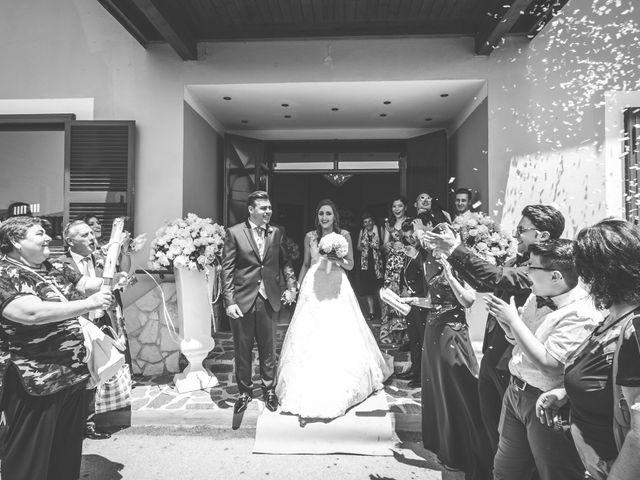 Il matrimonio di matteo e raffaella a Casandrino, Napoli 39