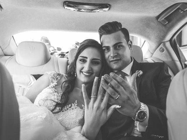 Il matrimonio di matteo e raffaella a Casandrino, Napoli 40