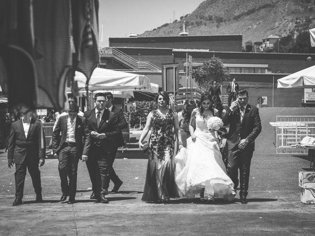 Il matrimonio di matteo e raffaella a Casandrino, Napoli 42