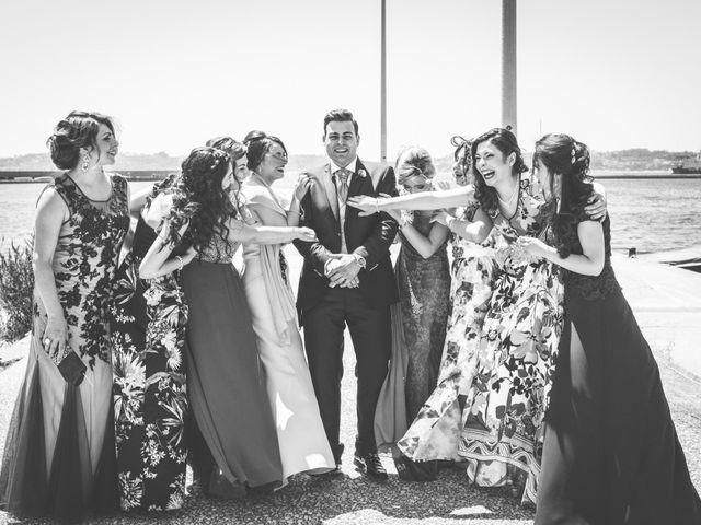 Il matrimonio di matteo e raffaella a Casandrino, Napoli 50