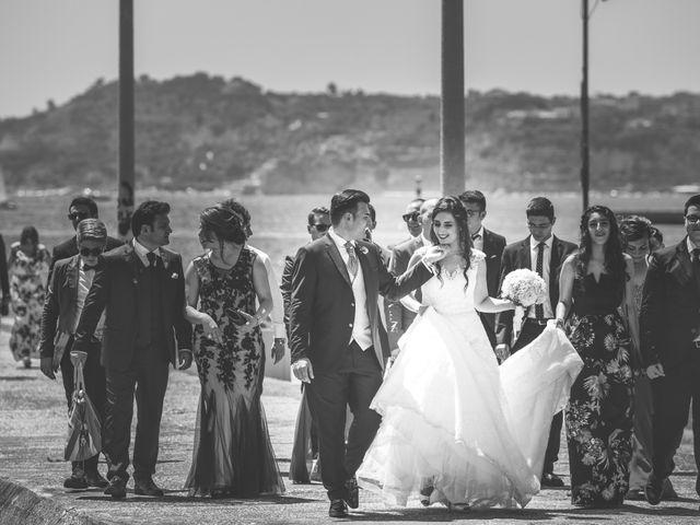 Il matrimonio di matteo e raffaella a Casandrino, Napoli 53