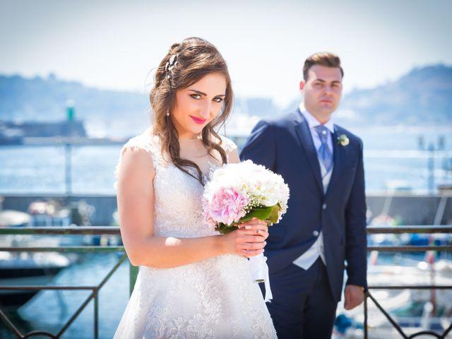 Il matrimonio di matteo e raffaella a Casandrino, Napoli 54