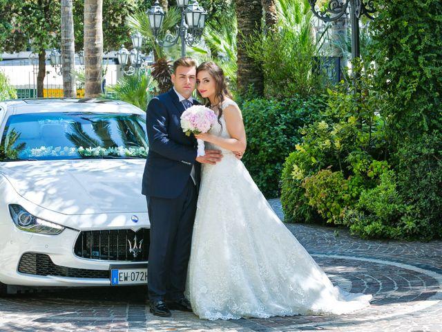 Il matrimonio di matteo e raffaella a Casandrino, Napoli 56