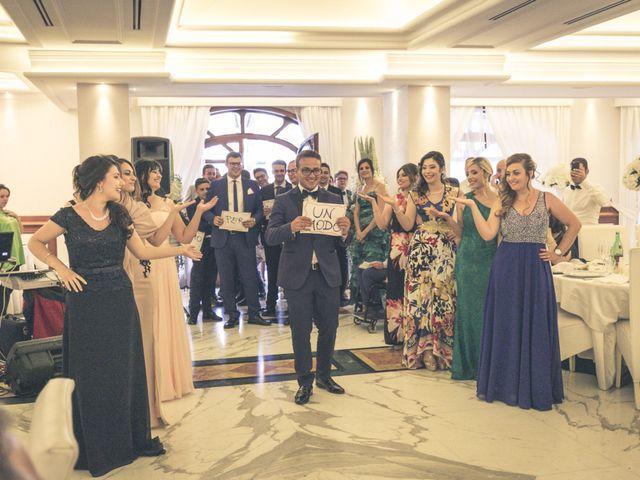 Il matrimonio di matteo e raffaella a Casandrino, Napoli 65