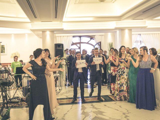 Il matrimonio di matteo e raffaella a Casandrino, Napoli 67