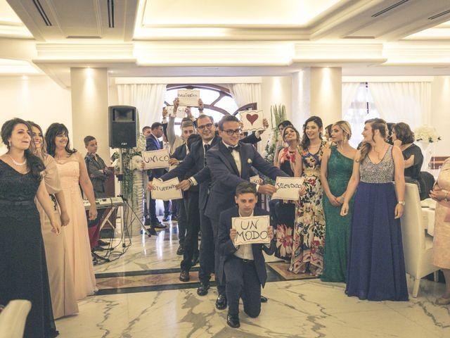 Il matrimonio di matteo e raffaella a Casandrino, Napoli 68