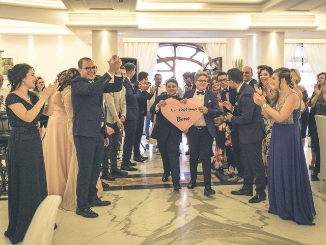 Il matrimonio di matteo e raffaella a Casandrino, Napoli 69