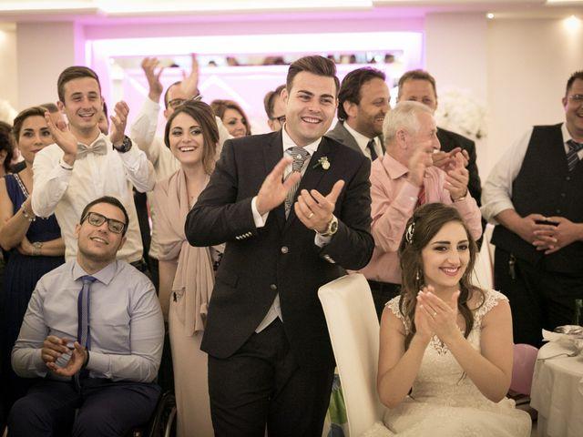 Il matrimonio di matteo e raffaella a Casandrino, Napoli 73