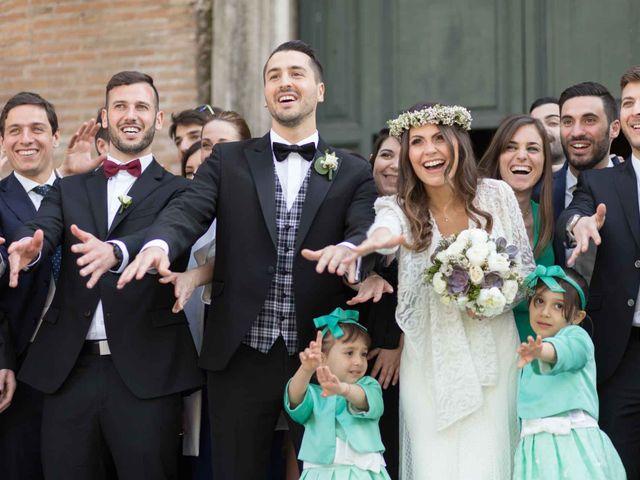 Il matrimonio di Gianluca e Giada a Roma, Roma 8