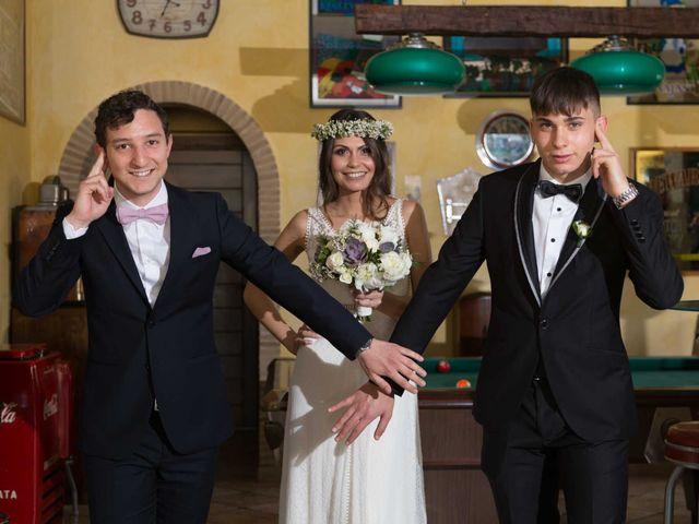 Il matrimonio di Gianluca e Giada a Roma, Roma 22
