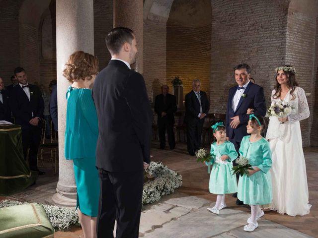 Il matrimonio di Gianluca e Giada a Roma, Roma 33