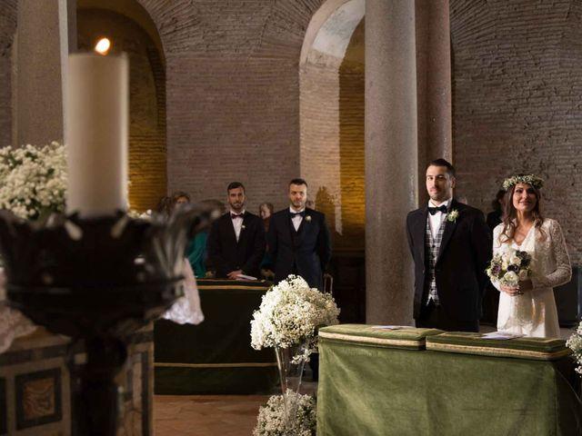 Il matrimonio di Gianluca e Giada a Roma, Roma 35