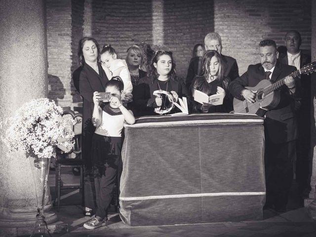 Il matrimonio di Gianluca e Giada a Roma, Roma 38