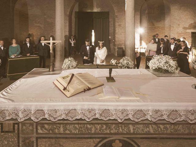 Il matrimonio di Gianluca e Giada a Roma, Roma 40