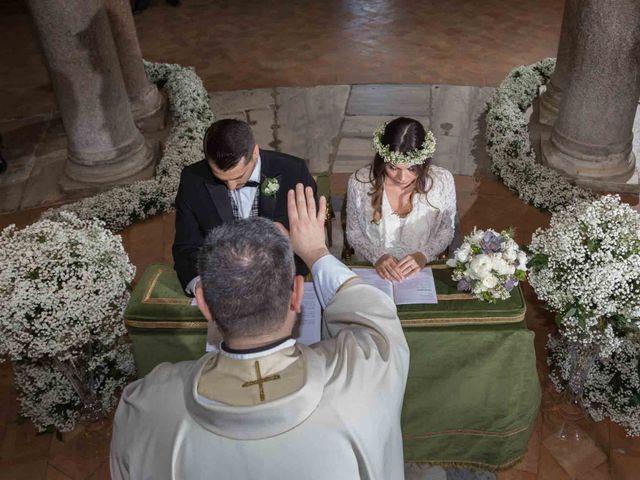 Il matrimonio di Gianluca e Giada a Roma, Roma 45