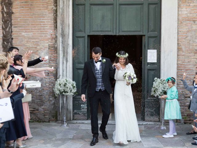 Il matrimonio di Gianluca e Giada a Roma, Roma 51