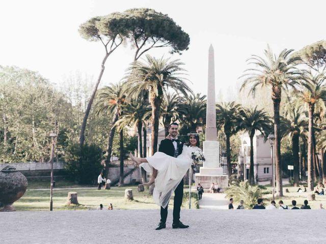 Il matrimonio di Gianluca e Giada a Roma, Roma 54
