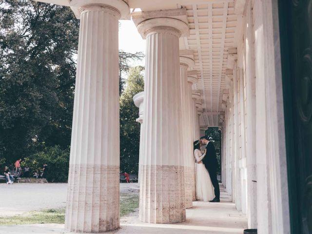 Il matrimonio di Gianluca e Giada a Roma, Roma 55