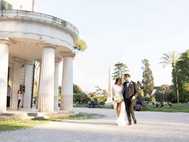 Il matrimonio di Gianluca e Giada a Roma, Roma 56