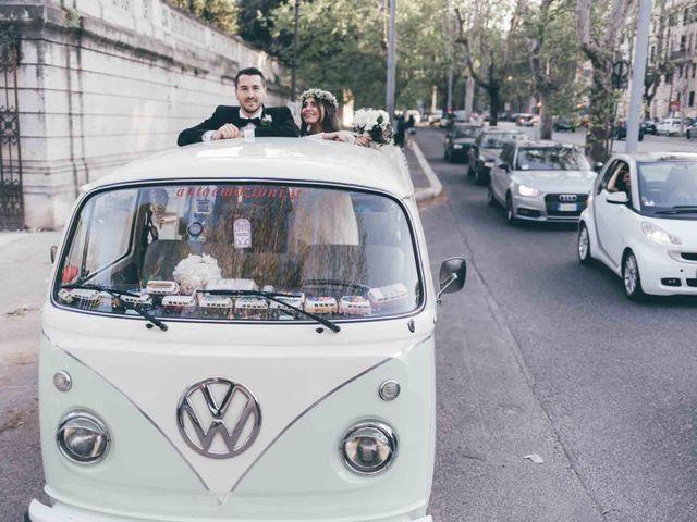 Il matrimonio di Gianluca e Giada a Roma, Roma 58