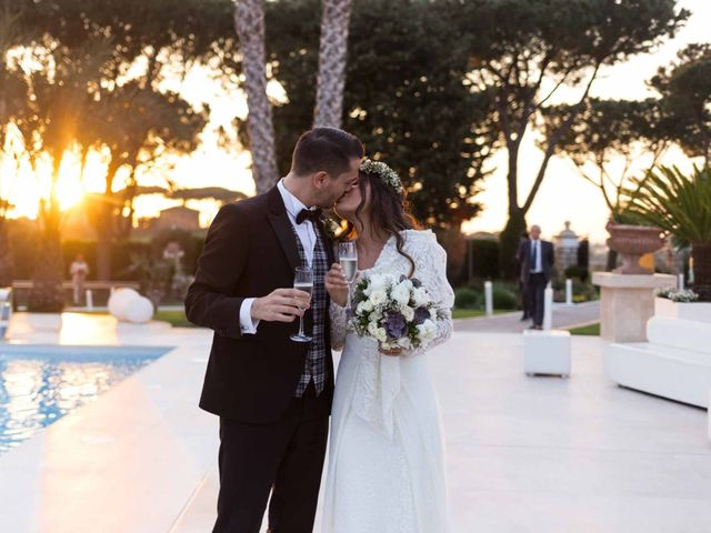 Il matrimonio di Gianluca e Giada a Roma, Roma 60
