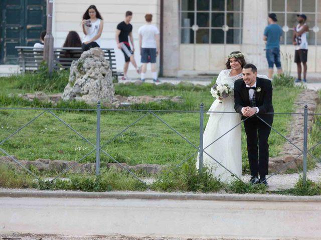 Il matrimonio di Gianluca e Giada a Roma, Roma 70