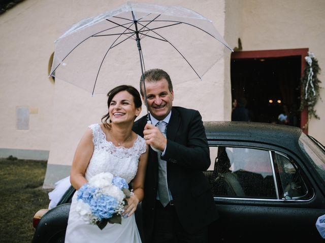 Il matrimonio di Davide e Elisa a Dronero, Cuneo 12