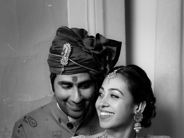 le nozze di Ambika e Rahul