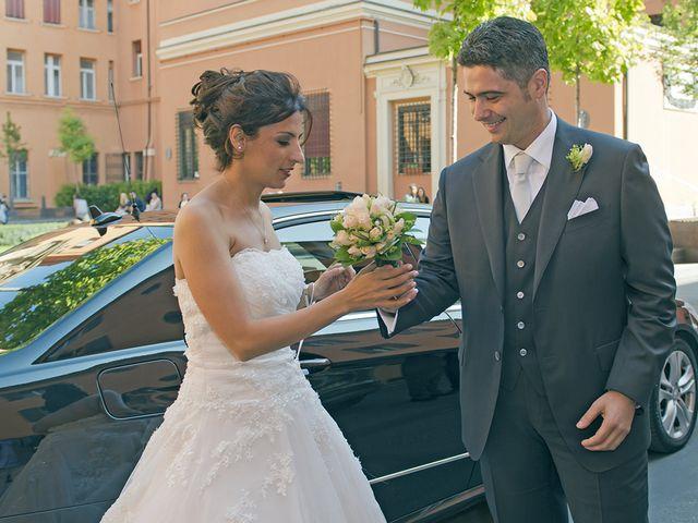 Il matrimonio di Marco e Hanieh a Bologna, Bologna 8