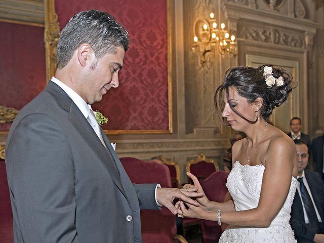 Il matrimonio di Marco e Hanieh a Bologna, Bologna 24