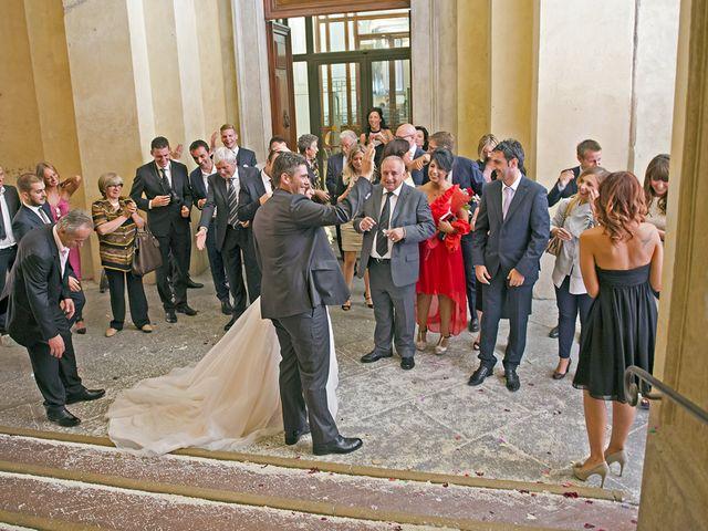 Il matrimonio di Marco e Hanieh a Bologna, Bologna 31