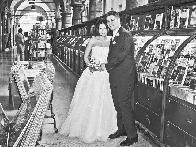 Il matrimonio di Marco e Hanieh a Bologna, Bologna 33