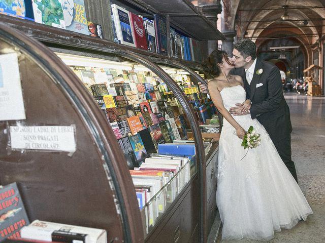 Il matrimonio di Marco e Hanieh a Bologna, Bologna 34