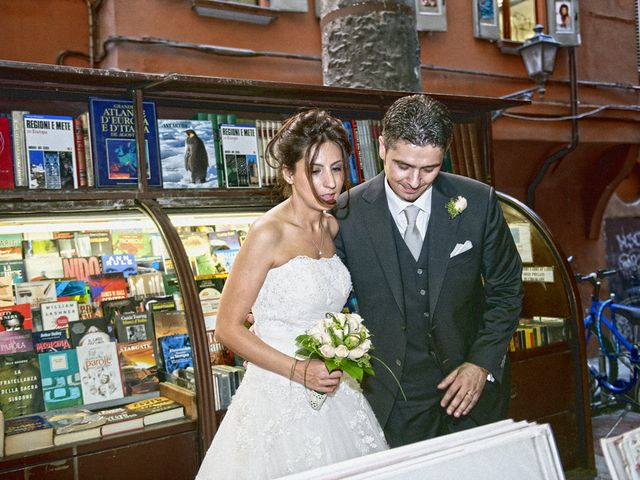 Il matrimonio di Marco e Hanieh a Bologna, Bologna 35