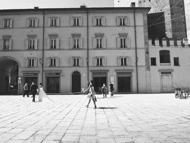 Il matrimonio di Marco e Hanieh a Bologna, Bologna 38
