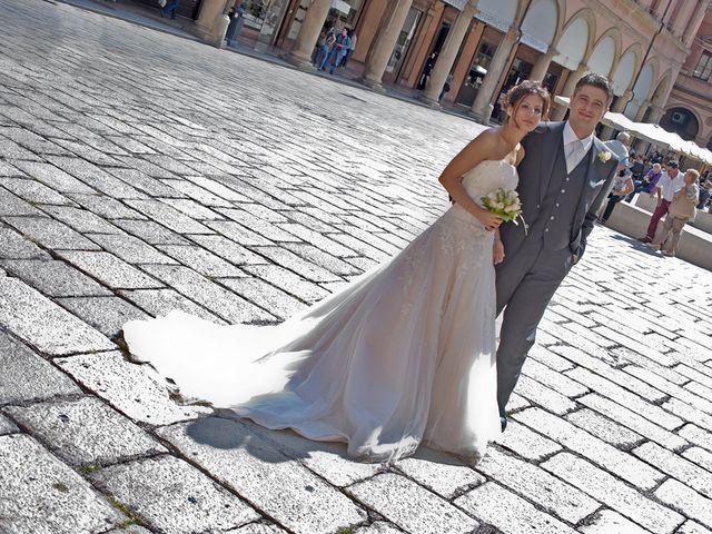 Il matrimonio di Marco e Hanieh a Bologna, Bologna 39