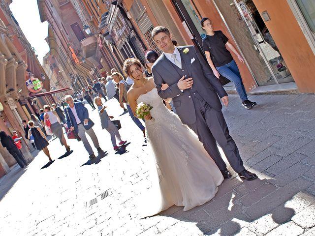 Il matrimonio di Marco e Hanieh a Bologna, Bologna 40