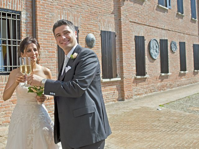 Il matrimonio di Marco e Hanieh a Bologna, Bologna 49