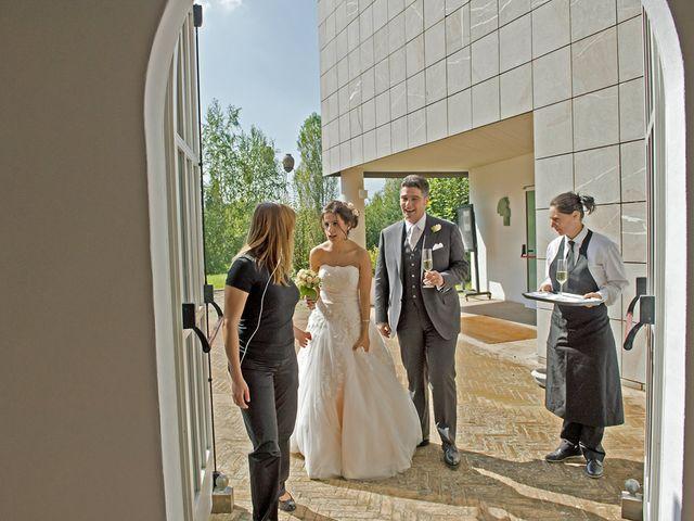 Il matrimonio di Marco e Hanieh a Bologna, Bologna 52