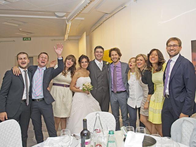 Il matrimonio di Marco e Hanieh a Bologna, Bologna 73