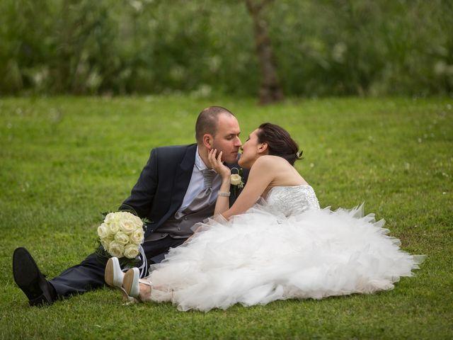 Le nozze di Edgar e Alessandra