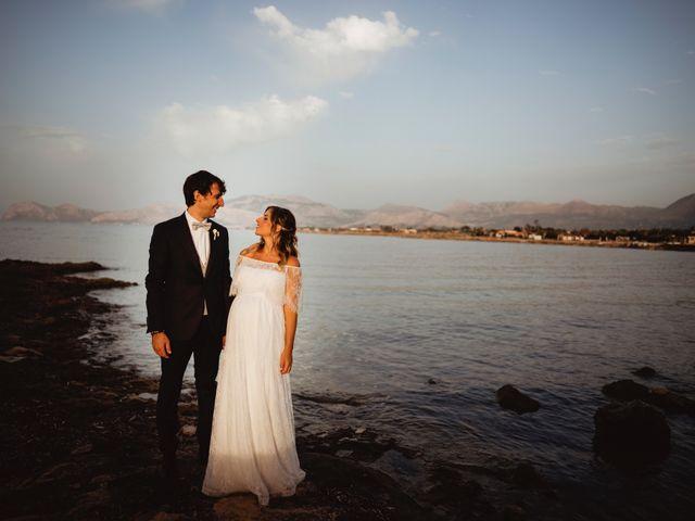 Il matrimonio di Pietro e Chiara a Palermo, Palermo 16