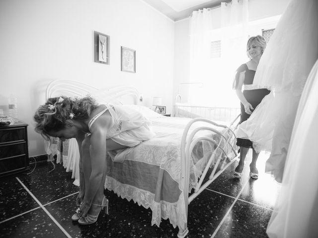 Il matrimonio di Giacomo e Erica a Camogli, Genova 5